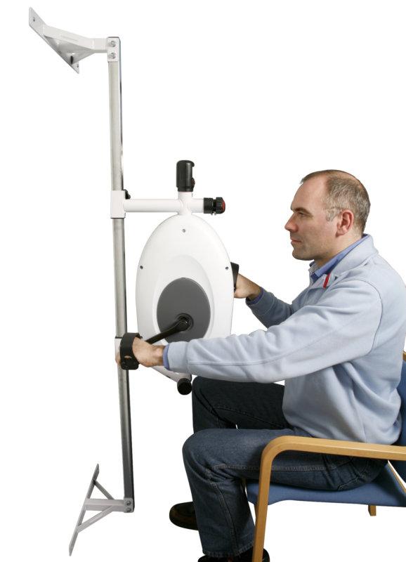 Konditionstræning kørestol