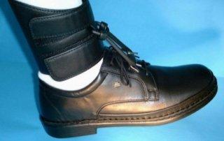 Dropfod kan gøres diskret med et Dictusbånd