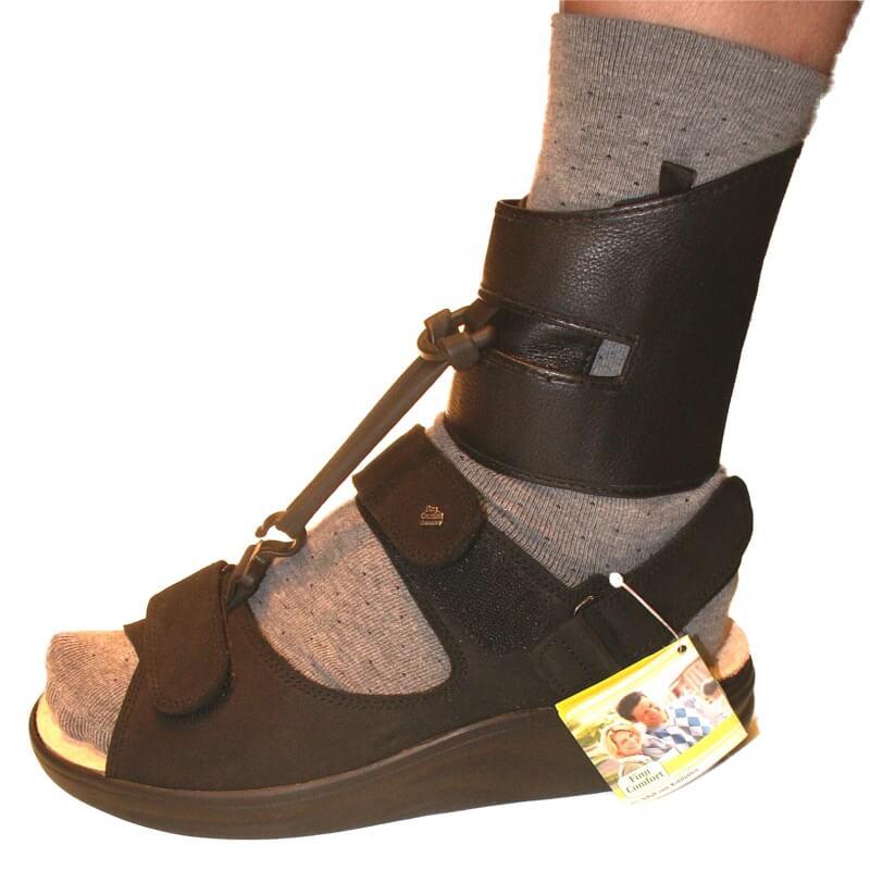 Dropfodsbånd til sandaler