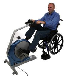 Jeg har slet ingen kræfter i mit højre ben, Kan jeg cykle aligevel ?