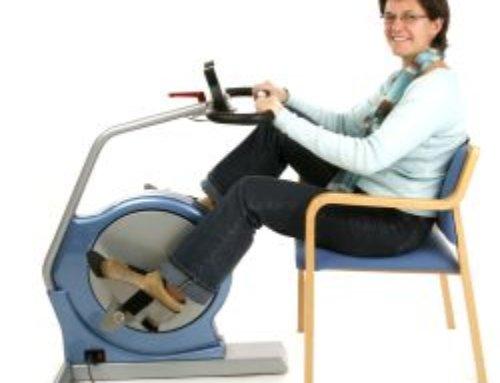 Træning for personer med muskelsvind
