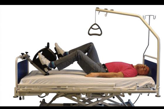 Sengecykel hjælper til bedre muskelstyrke under indlæggelse
