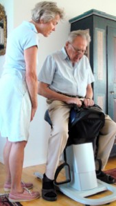 JOBA Elektrisk ridetræning for mennesker med handicap