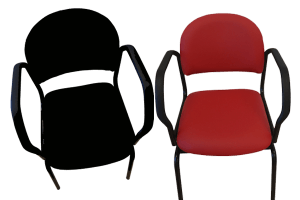 SmartChair for elderly for dining table