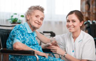 Omsorg for ældre