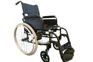 Sammenklappelig kørestol