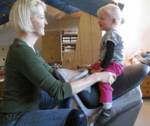 JOBA Ridesaddel til handicappede børn
