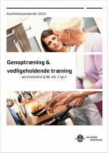 Genoptræning og vedigeholdelsestræning