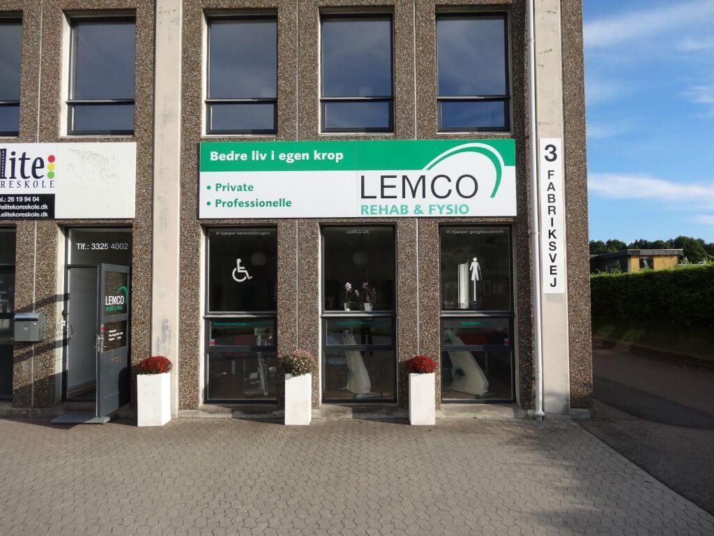 LEMCO Rehab Hjælpemidler