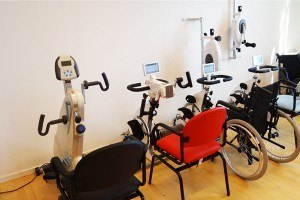 Træningscykler til plejehjem