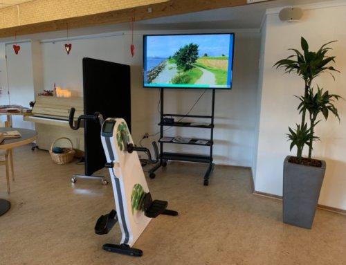 Genoptræning –  Træning i eget hjem eller fysioterapi