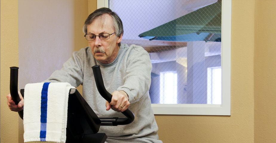 Træning gør ældre mere selvhjulpne