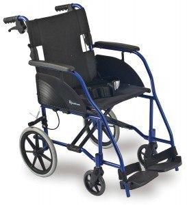 Let transportkørestol
