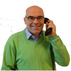 Carsten Lemche, få hjælp pr. telefon eller besøg