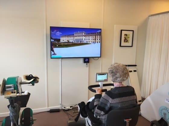 Træningscykel med video - Sådan fungerer det i praksis