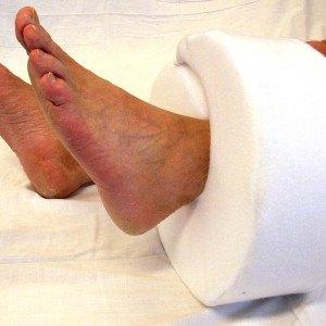 footrest mod hælsår