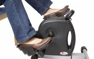SofaCykel : Pedaltræner fra lemco