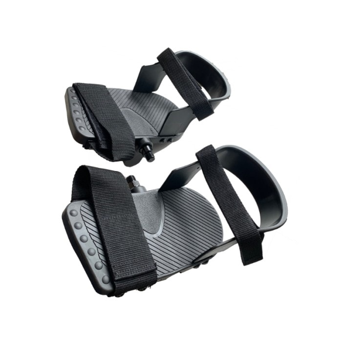 Pedals with Velcro
