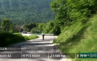 Video ture på cykel til træningscykler