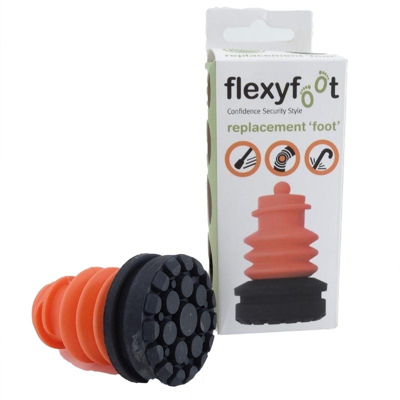 FlexyFoot Ekstra blød dupsko til krykke