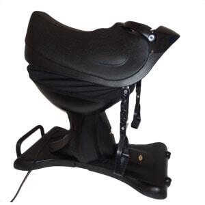 LEMCO CORE TRAINER Elektrisk ridesaddel til handicappede
