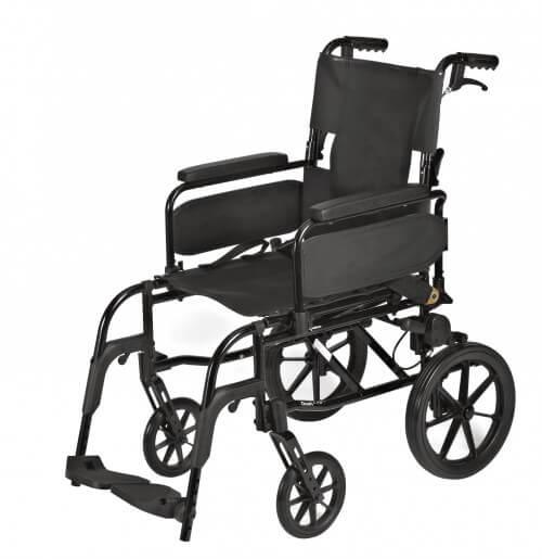 Transportkørestol ultra let og handy
