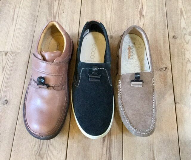 Dictus kroge til eks. sandaler og sko uden snørehuller