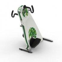 Træningscykel til stol - Bedre end cykler med motor - let at bruge