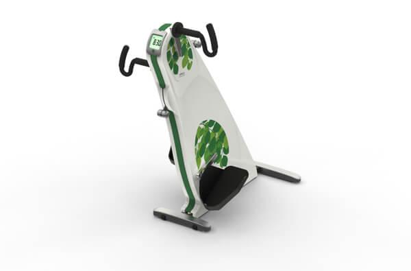 LEMCO Combi Bike Plus - Træningscykel til kørestol