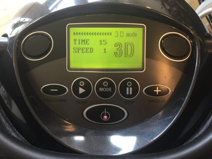 Lemco Core Trainer Display 2