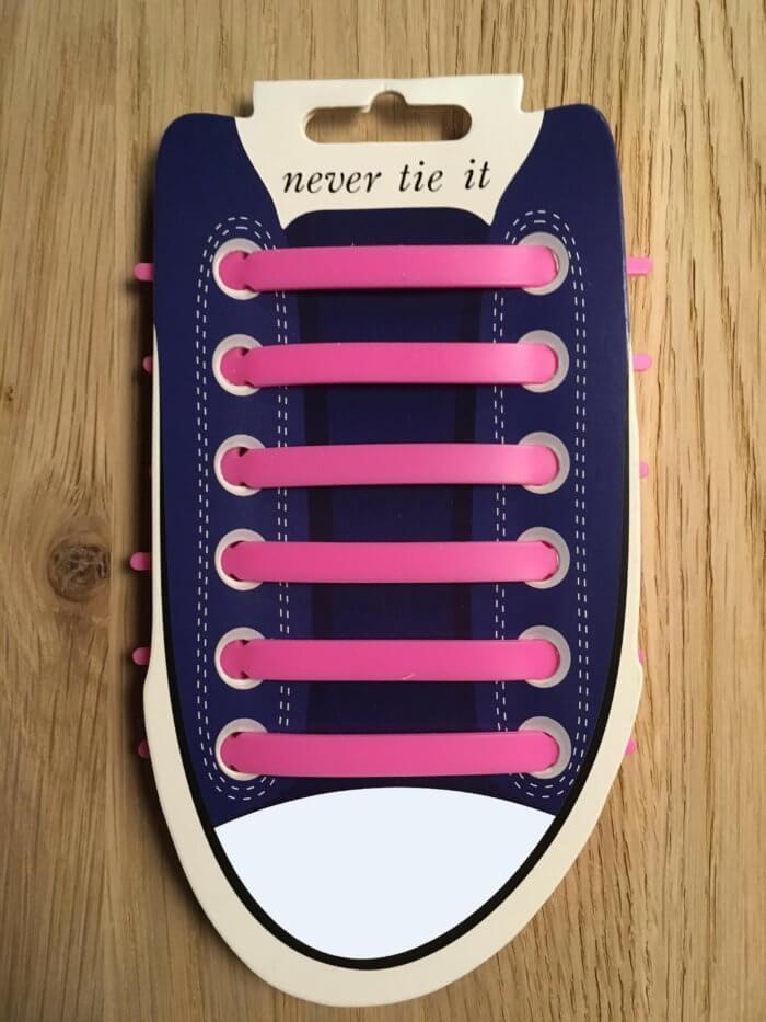 silicone snørebånd-pink-lemco