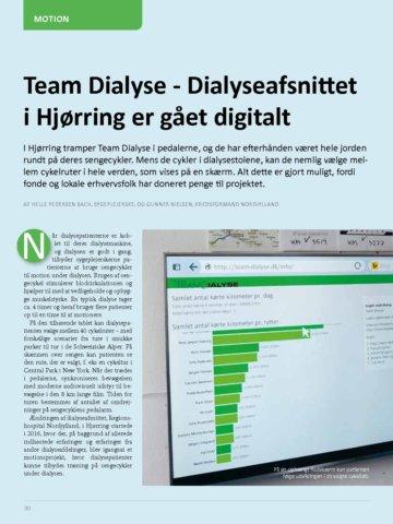 DIalysecykling