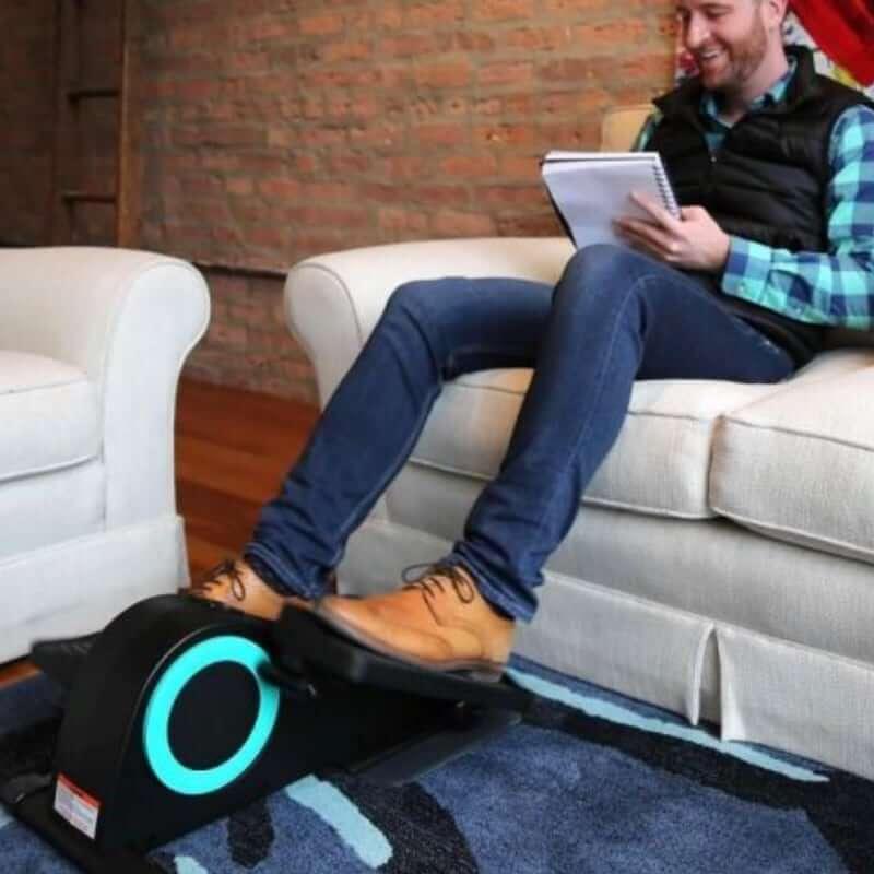 Venepumpetræner til brug fra stol