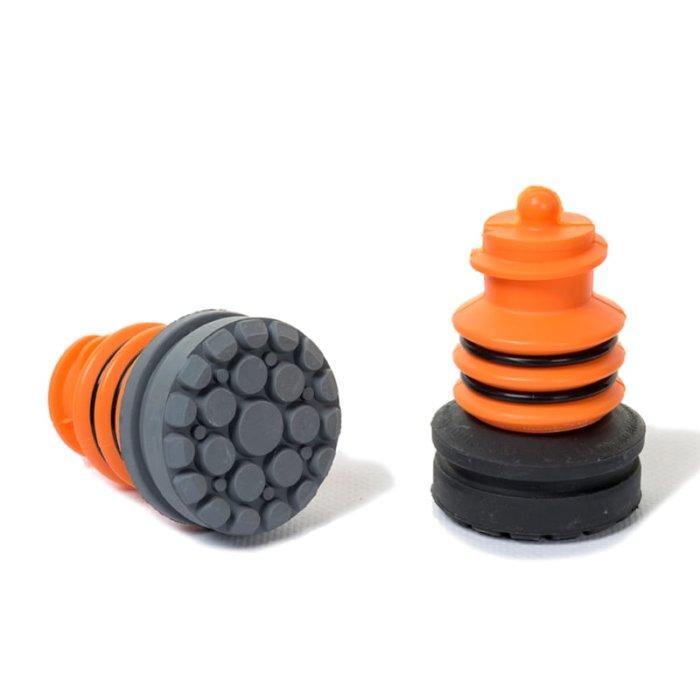 FlexyFoot gummifod til krykke