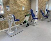 Motionscykler til plejehjem