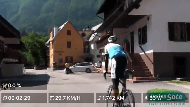 VR Video Ture til cykling på træningscykler til hospital og dialyse