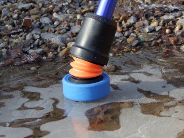 Ispig til Krykke med FlexyFoot støddæmpning