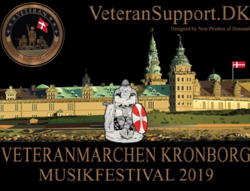 Veteranmarchen Kronborg 2019 – v/Kronborg, Helsingør lørdag 1. juni 2019