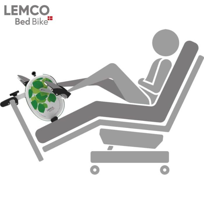 Pedaltræner - cykel til dialysestol