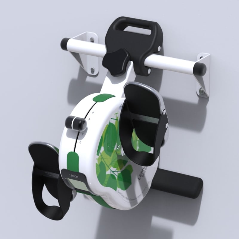 Bed Bike Wall Mount / Wall Hanger for Bed Cycle from LEMCO