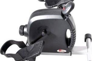 Pedaltræner med gode pedaler til stol eller kørestol