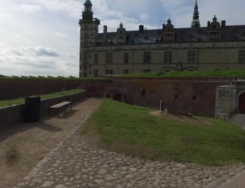 Kronborg Slot – En tur omkring Kronborg med flot udsigt !