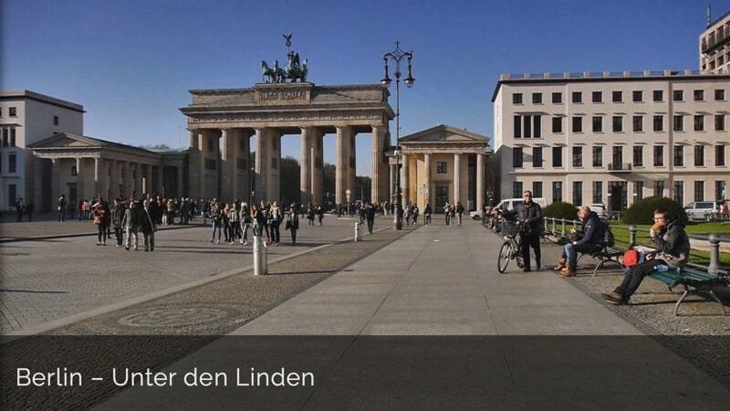DK-V10-Berlin - Unter den Linden