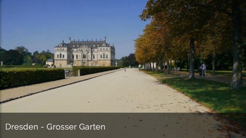 DK-V1b-Dresden - Grosser Garten