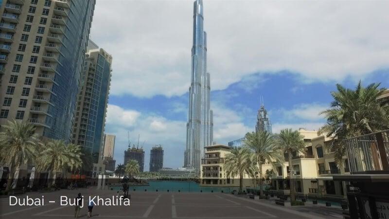 DK-V8-Dubai - Burj Khalifa