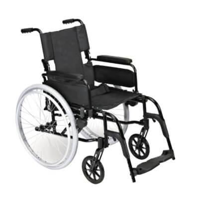 Transportkørestol til at komme til lægen