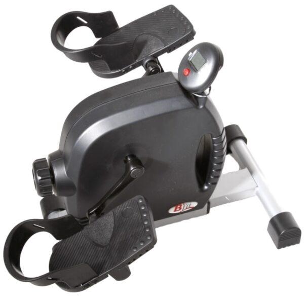 pedaltræner mini til brug fra stol med specialpedaler