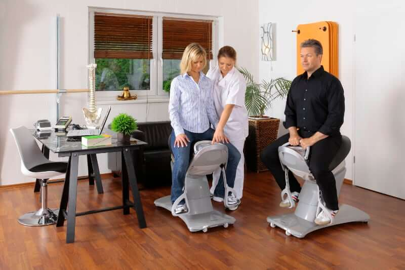 Joba Core Trainer rehabilitation