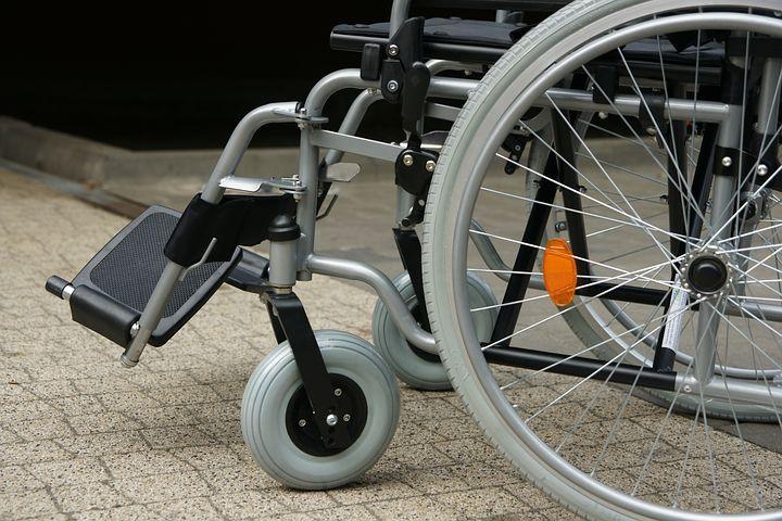 Kørestol ALS