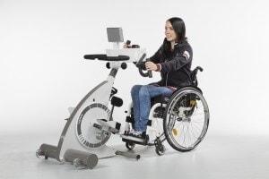 Træningscykel med motor-2-300x200